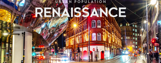 The Urban Renaissance - Fastest Growing Cities UK